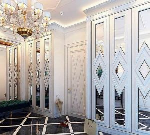 Двери с делителем наклейкой Рубцовск