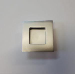 Ручка квадратная Серебро матовое Рубцовск