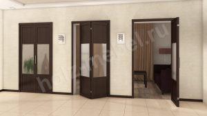 Двери гармошка Рубцовск