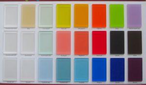 Акриловое стекло матовое для радиусных шкафов-купе и радиусных межкомнатных перегородок Рубцовск