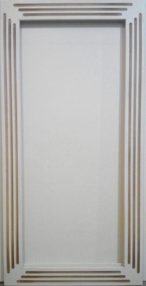 Рамочный фасад с фрезеровкой 2 категории сложности Рубцовск