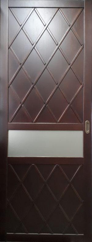Вставка в дверь с фигурной филенкой Рубцовск