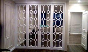 Двери с фигурной филенкой, эмаль Рубцовск